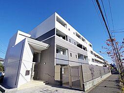 東京都小金井市貫井北町1丁目の賃貸マンションの外観
