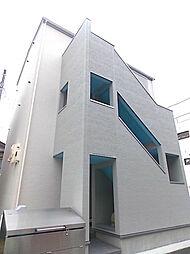 フルールワラビ[3階]の外観