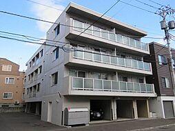 HGS MinamiAsabu 2nd[3階]の外観