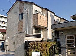 千葉県浦安市当代島3丁目の賃貸アパートの外観