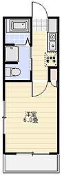 栄町ビル[301号室]の間取り