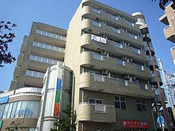 大阪府高槻市紺屋町の賃貸マンションの外観