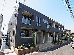 千葉県松戸市小金きよしケ丘4丁目の賃貸アパートの外観