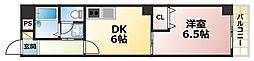 こもれび荘[3階]の間取り
