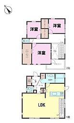 新習志野駅 3,680万円