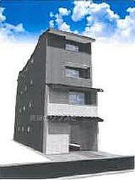 京都府京都市上京区坤高町の賃貸マンションの外観