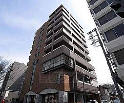 京都府京都市中京区油小路通御池下る式阿弥町の賃貸マンションの外観