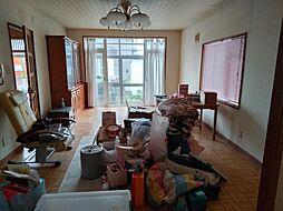 室蘭市八丁平2丁目 戸建て 3LDKの居間