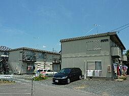 桜川グリーンコーポ B棟[202号室]の外観
