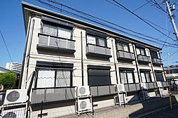 千葉県習志野市袖ケ浦1丁目の賃貸アパートの外観