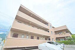 広島県廿日市市佐方本町の賃貸マンションの外観