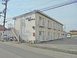 サンライズホワイト A[1階]の外観