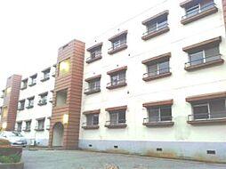 千葉県松戸市二十世紀が丘美野里町の賃貸マンションの外観