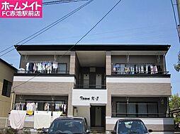 Town K I・II(タウンケーワンツー)[2階]の外観