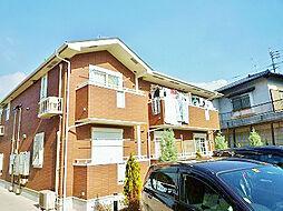 ライフサニー浅川 B棟[2階]の外観