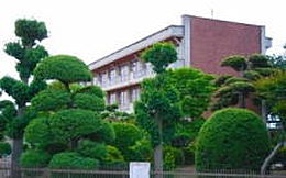 下妻市立高道祖小学校(2400m)