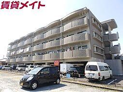 三重県四日市市伊倉1丁目の賃貸マンションの外観