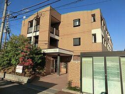 グリーンコート西田[3階]の外観
