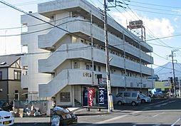 神奈川県厚木市三田の賃貸マンションの外観