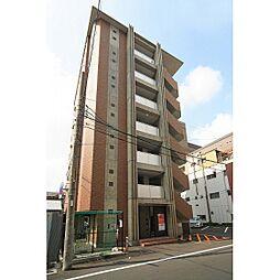 岡山県岡山市北区岩田町の賃貸マンションの外観