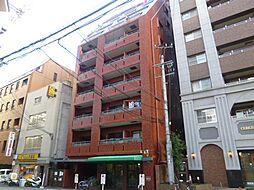 ライオンズマンション上六第2[4階]の外観
