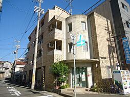 兵庫県神戸市兵庫区荒田町4丁目の賃貸マンションの外観