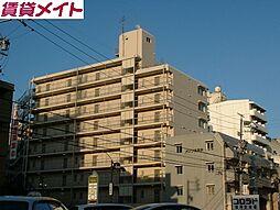 三重県四日市市鵜の森1丁目の賃貸マンションの外観