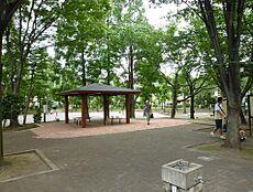 公園赤羽台公園まで1458m