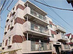 カネカ坂本第6マンション[202号室]の外観