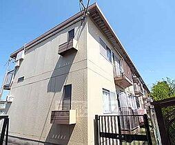 京都府京都市西京区桂上野北町の賃貸アパートの外観