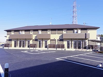 外観,1LDK,面積40m2,賃料7.5万円,つくばエクスプレス みどりの駅 徒歩19分,,茨城県つくば市みどりの南