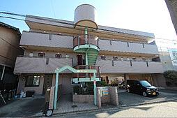 愛知県名古屋市中川区昭明町4丁目の賃貸マンションの外観