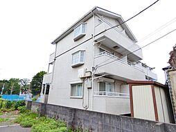千葉県習志野市泉町2丁目の賃貸アパートの外観
