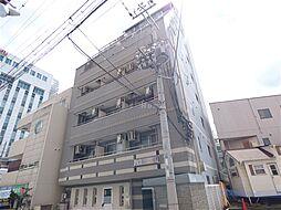 兵庫県神戸市中央区旭通5丁目の賃貸マンションの外観