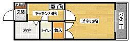 ルーラル・エヌ[107号室]の間取り