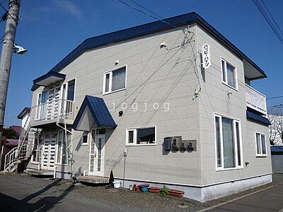 外観,1DK,面積25m2,賃料3.5万円,バス くしろバス鳥取北3丁目下車 徒歩2分,,北海道釧路市鳥取大通3丁目