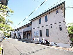 近鉄奈良線 河内花園駅 徒歩11分の賃貸アパート