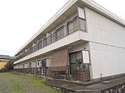 ユーワハイツA[2階]の外観
