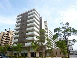 兵庫県西宮市両度町の賃貸マンションの外観