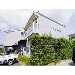 奈良県橿原市山之坊町の賃貸マンションの外観