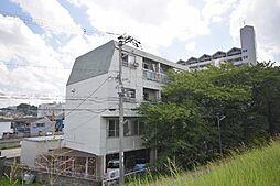 大清リバーサイドハイツ[2階]の外観