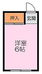 北巽駅 1.6万円