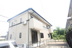 愛知県名古屋市守山区泉が丘の賃貸アパートの外観