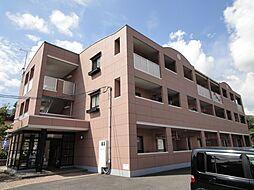 広島県広島市安佐南区上安3丁目の賃貸マンションの外観