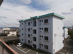 コーポ東3・5号棟[2階]の外観