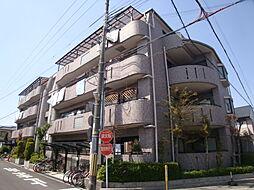 兵庫県宝塚市高司3丁目の賃貸マンションの外観