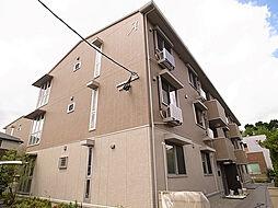 福岡県福岡市城南区七隈1丁目の賃貸アパートの外観