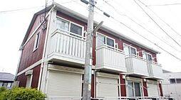 千葉県船橋市旭町4丁目の賃貸アパートの外観