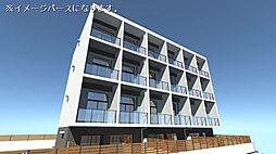 仮)南的ヶ浜JBRマンション[202号室]の外観