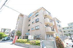 兵庫県西宮市高木西町の賃貸マンションの外観